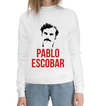 Женский Хлопковый свитшот Escobar