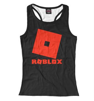 Женская Борцовка Roblox Logo