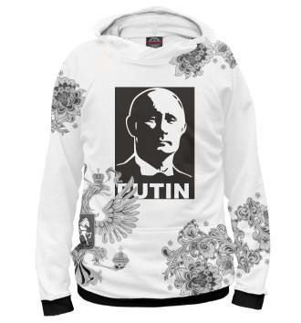 Мужское Худи Putin