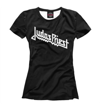 Женская Футболка Judas Priest