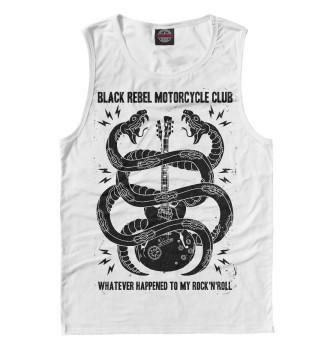 Мужская Майка Black Rebel Motorcycle Club