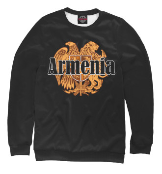 Женский Свитшот Armenia