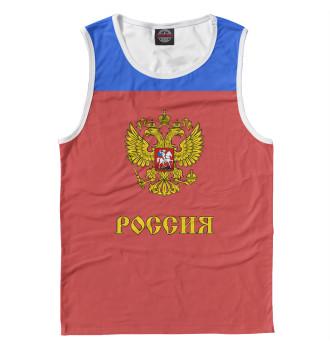 Мужская Майка Сборная России по хоккею