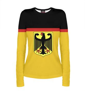 Женский Лонгслив Сборная Германии
