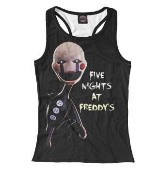 Женская Борцовка Five Nights  at Freddy's