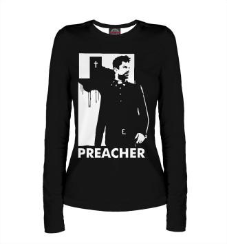Женский Лонгслив Preacher