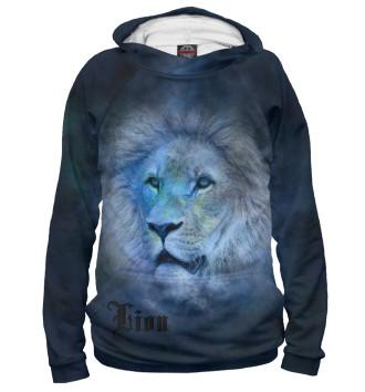 Женское Худи Lion