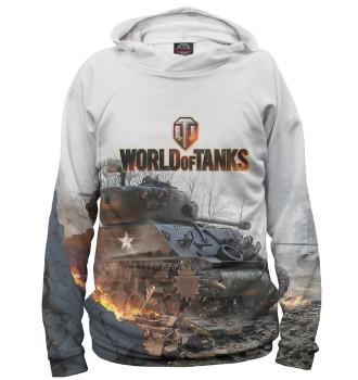 Женское Худи World of Tanks