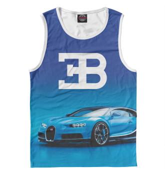 Мужская Майка Bugatti