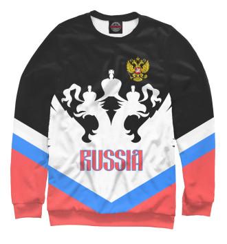 Женский Свитшот Россия