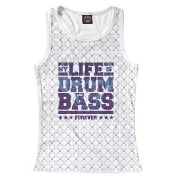 Женская Борцовка Drum and Bass
