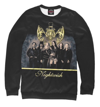 Женский Свитшот Nightwish