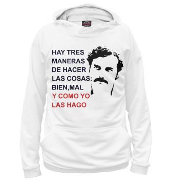 Женское Худи Escobar