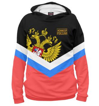 Женское Худи Хоккей России