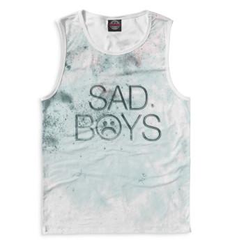 Мужская Майка Sad Boys