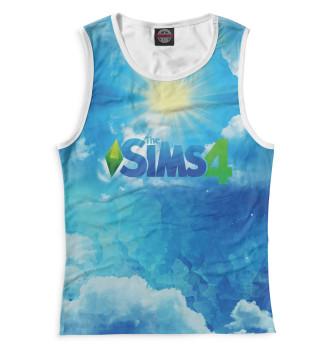 Женская Майка The Sims