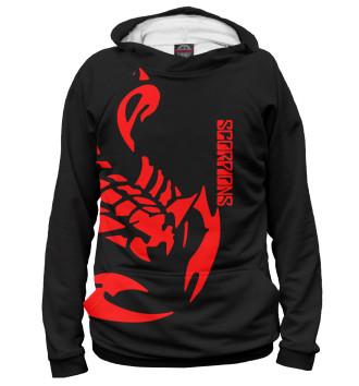 Женское Худи Scorpions