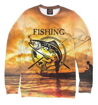 Мужской Свитшот Fishing
