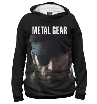 Женское Худи Metal Gear