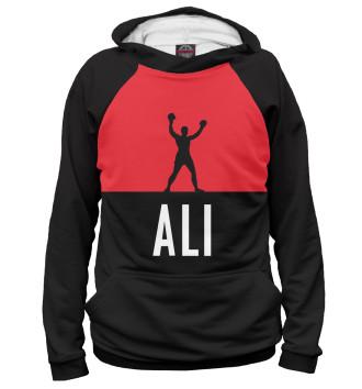 Мужское Худи Muhammad Ali