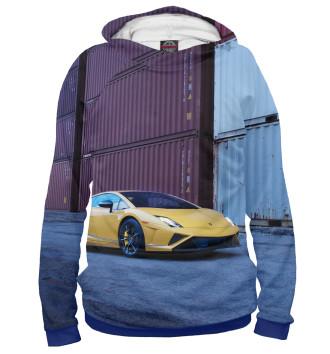 Мужское Худи Lamborghini