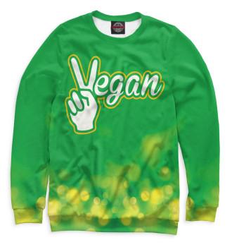 Мужской Свитшот Respect Vegans