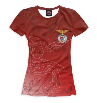 Женская Футболка Benfica
