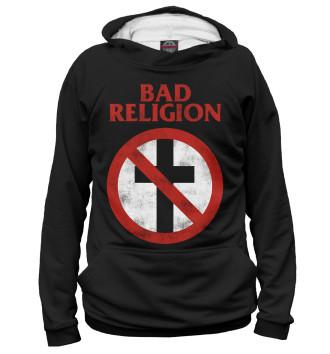 Мужское Худи Bad Religion