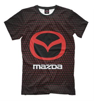 Мужская Футболка Mazda / Мазда
