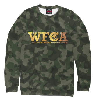 Свитшот для девочек АХМАТ WFCA