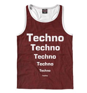 Мужская Борцовка Techno