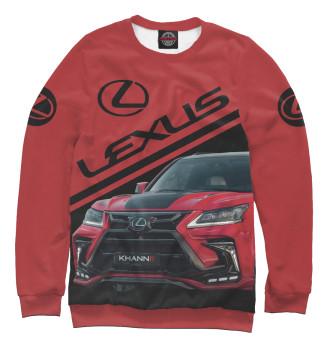 Женский Свитшот Lexus