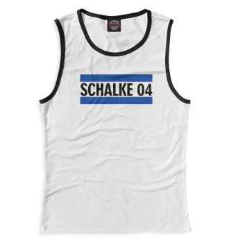 Женская Майка Schalke 04