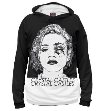 Мужское Худи Crystal Castles