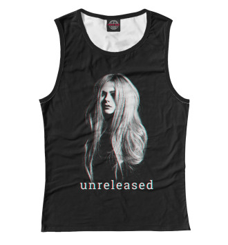 Женская Майка Avril Lavigne