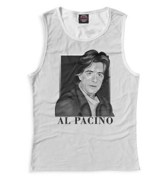 Женская Майка Al Pacino
