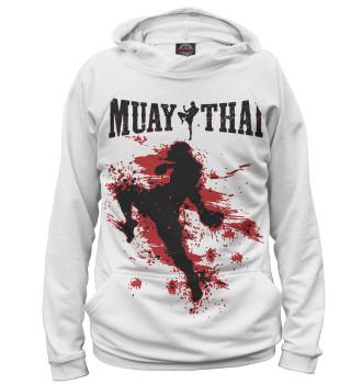Мужское Худи Muay Thai