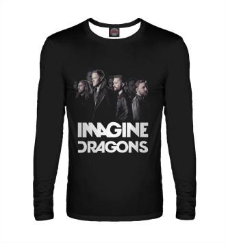 Мужской Лонгслив Imagine Dragons