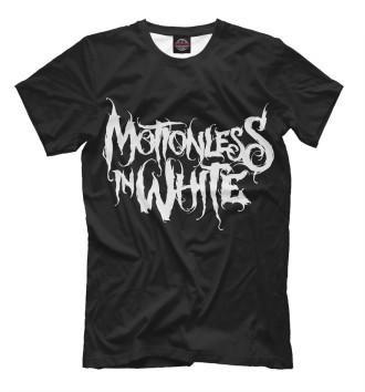 Мужская Футболка Motionless In White