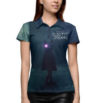 Женское Поло Электрические сны