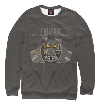 Мужской Свитшот Fallout ROLE GAME