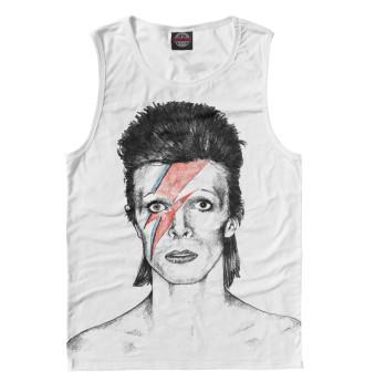 Мужская Майка David Bowie