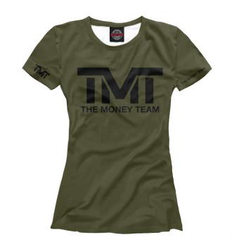 Женская Футболка TMT