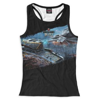 Борцовка World of Tanks Blitz
