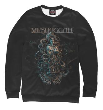 Женский Свитшот Meshuggah