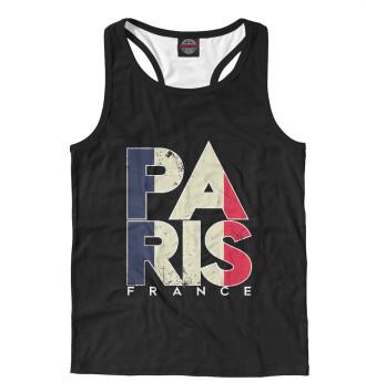 Мужская Борцовка Франция - Париж