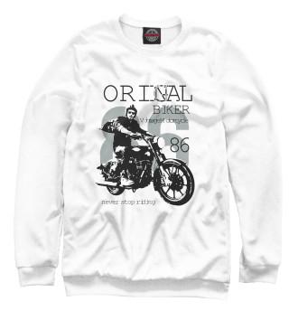 Женский Свитшот Original Biker 1986