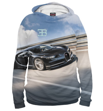 Мужское Худи Bugatti