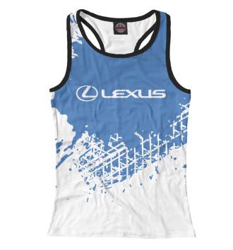Женская Борцовка Lexus / Лексус
