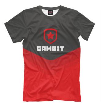 Мужская Футболка Gambit Gaming Team